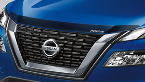 Genuine Nissan 2021 Rogue Clear Film Hood Paint Protector - NEW OEM
