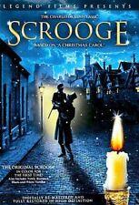 SCROOGE New Sealed DVD Seymour Hicks Christmas Carol Colorized + BW