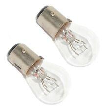 Tail Light Brake Lamp Stop 12v 18/5W BAY15D Bulb Set Car Motorcycle CAD