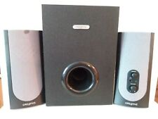 Creative Labs SBS340 3-Piece Computer Speaker System #MF0230