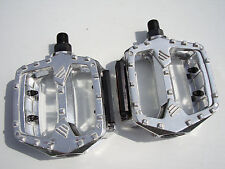 "NOS Shimano DX Style BMX Freestyle Bike Pedals 1/2"" GT Hutch Haro Skyway Dyno SE"