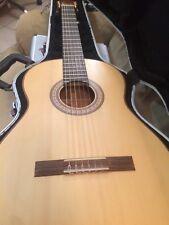 Jesus Escobedo Hernandez classical flamenco concert  Guitar w hard case