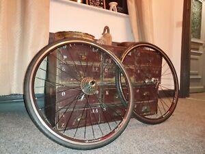 Alexrims race 24 Wheelset