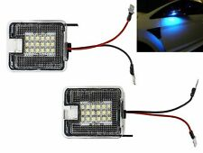 SET LED SMD Umfeldbeleuchtung Spiegel für Ford Kuga Focus 3 Mondeo 4 610 BLAU