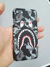 BAPE/AAPE GREY protective hard case for iPhone 7 high quality
