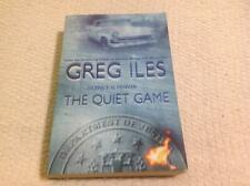 The Quiet Game By Greg Iles Book
