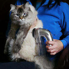 Pet Shed Pal Grooming Vacuum Cleaner AUTO Hair Cat Dog Suction Shaver Massager
