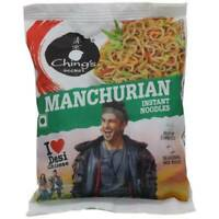 CHINGS Manchurian Instant Noodles Spices Tasty 60G (PACK OF 5)