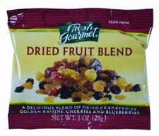 Fresh Gourmet Dried Fruit Blend, 1 Ounce (120 Pack)