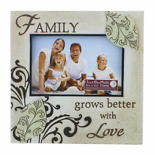 New View FAMILY Photo Picture Frame Grows Better With Love