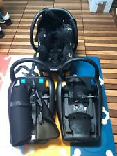 Maxi cosi mico ap baby capsule isofix compatible with 2 bases