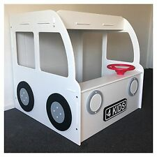 NEW AWESOME CAR THEMED CUBBY HOUSE - QUALITY AUSTRALIAN MADE