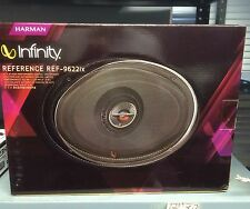 """Infinity REF9622ix 600W 6x9"""" Reference Series 2-way Coaxial Speakers Brand New"""