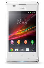 Sony  Xperia E C1504 - 4GB - White Smartphone