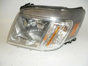 2007-2011 Mercury Mariner Driver LH Left Side Halogen Headlight OEM M1233