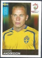 #372-SVERIGE-SWEDEN-MARTIN OLSSON PANINI EURO 2016 ADRENALYN XL CARD