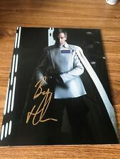 Ben Mendelsohn Autographed 11x14 Photo Star Wars Rouge One Ready Player FULL SIG
