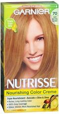 Garnier Nutrisse Haircolor - 70 Almond Creme (Dark Natural Blonde) 1 Each