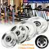Black Bearing Pulley Wheel Cable Gym Fitness Equipment Parts 73/95/110/114mm
