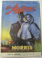 AUTOCAR 5 Feb 1937 Original Motoring Car Magazine 10 hp BSA Scout 21 Morris