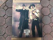 Sideshow Wyatt Earp Premium Format Figure Six Gun Legends Tombstone 3/500
