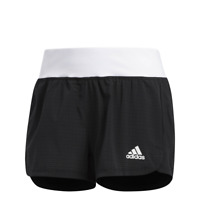 Adidas Women Pants Running Two-In-One Mesh Shorts Training DU3495 Fitness