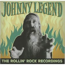 CD Johnny Legend  The Rollin' Rock Recordings  - Rockabilly - 29 TRACKS NEW NEUF