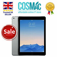 Apple iPad Air 2 32GB Retina Wi-Fi Only 9.7in Space Grey A+ Grade 12 M Warranty