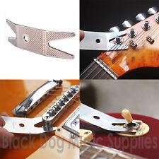 Guitarra Tuerca Llave/Llave Interruptor/Multi función Luthier Herramienta