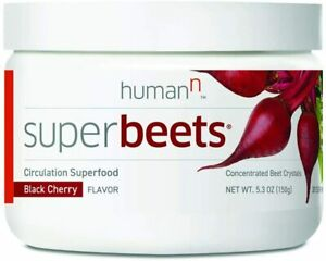 HumanN SuperBeets - Circulation Superfood, Concentrated Beet Crystals,...