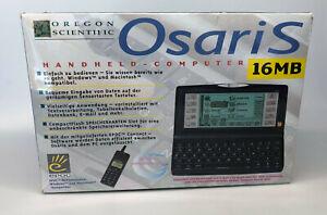 Psion Clone OREGON Scientific, OSARIS, 16 MB, Neuwertig, original verpackt
