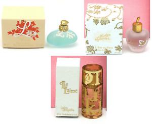 LOLITA LEMPICKA Mini Set of 3 New in Box