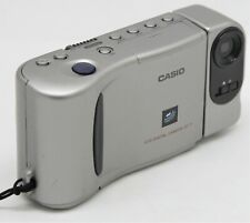 Casio QV-11c Digital Camera - One of the first digital cameras with LCD Screen