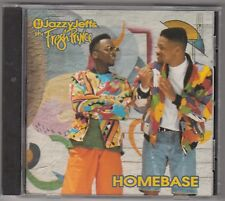 D.J. JAZZY JEFF AND THE FRESH PRINCE - homebase CD