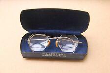 Vintage Antique Suron Eyeglasses, Frameless, Octagonal 1/10 12K GF