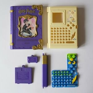 Harry Potter BOOK OF SPELLS Game Spare Parts Battery Cover Tiger Electronics