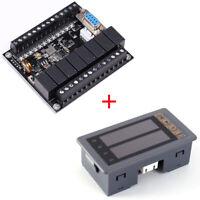 FX1N-20MR PLC Board Relay Delay Module + PLC Controller Programming Module