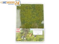 E48X93s Busch H0 TT N 1306 Landschaftsbau Sommeraue Grasmatte 2-farbig *NEUWERTI