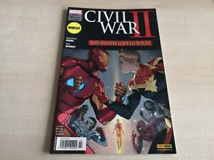 Civil War II Band 2 von 9 März 2017 Panini Comics