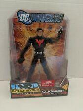 DC Universe Classics Batman Beyond UNMASKED Variant Figure MOC Mattel Wave 4