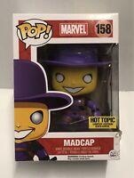 Pop Vinyl #158 Madcap (Hot Topic) Damaged Box