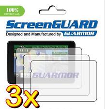 3x Anit-Glare Matte LCD Screen Protector for Garmin Nuvi 3580LMT 3580 LM LT LMT