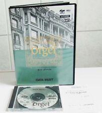 FM Towns: Orgel - Psychic Detective Series Vol. 4 - Datawest 1991
