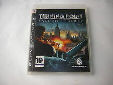 playstation 3 Turning Point : Fall Of Liberty   PS3