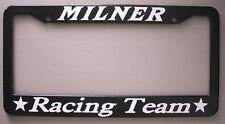 AMERICAN GRAFFITI MILNER RACING TEAM LICENSE PLATE FRAME 32 FORD