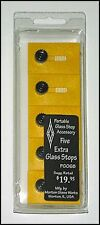 STAINED GLASS SUPPLIES Morton Extra Glass Stops #PG06B