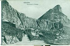 POSTCARD GIBRALTAR Governor's Cottage