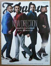 JLS – Fabulous Magazine – 10 November 2013