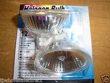 10 Pack MR16 MR 16 12V 50W 50 W 50 Watt HALOGEN LAMP BULBS EXN