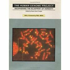 Human Genome Project: Deciphering the Blueprint of Heredity by Cooper New.+